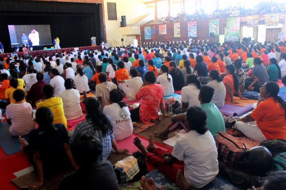 Yoga Maharagama - Dr Chamin Warnaluka - Sethsada Yoga