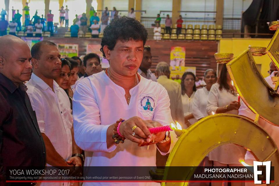 Sethsada Yoga - Chamin Warnakula - Yoga Sri Lanka